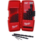Milwaukee Thunderbolt® Black Oxide Drill Bit Sets