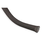 Fray Resistant Clean Cut Expandable Braided Sleeving