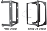 Open Frame Wall Racks - Quest