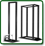 Floor & Wall Open Racks