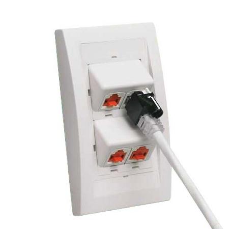 Panduit® RJ45 Plug Lock-In Device | Network Security