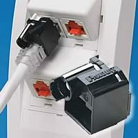 panduit rj45 plug lock in device network security RJ45 Locking Device panduit rj45 plug lock in device