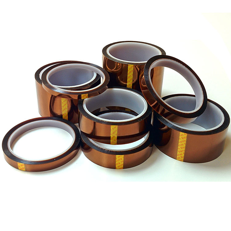 Kapton Polyimide Film Tape Silicone Adhesive