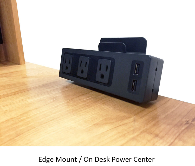 Desk Mount Power Strip Hostgarcia