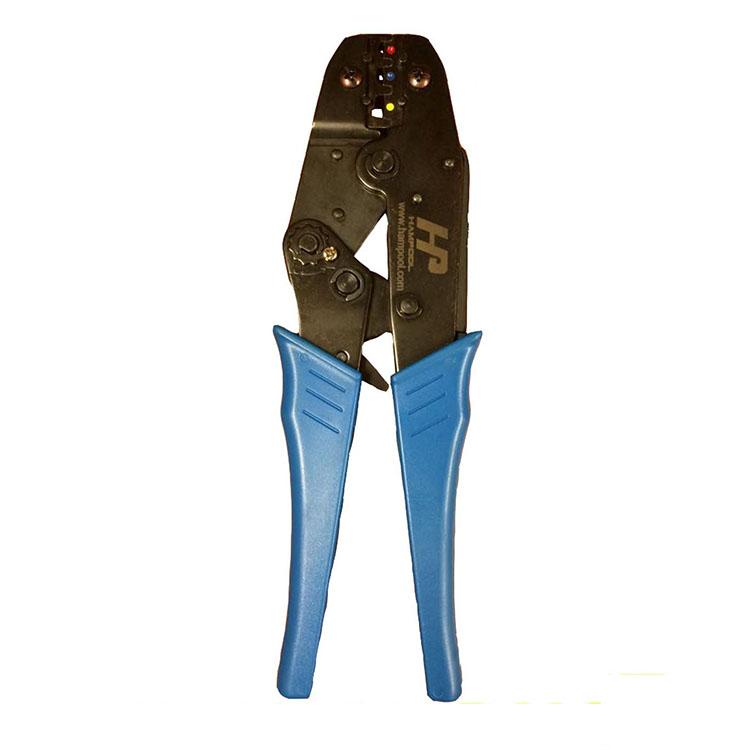 0 Gauge Wire Crimper | Ratchet Terminal Crimp Tool Crimps 20 10 Gauge