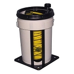 Reel-A-Pail® Quickwinder™ Cable Reel System