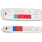 Smart Strip Power Saving Surge Protectors