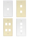 Keystone Wallplates - Smooth Face