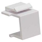 Snap-In Keystone Wallplate Blank Inserts