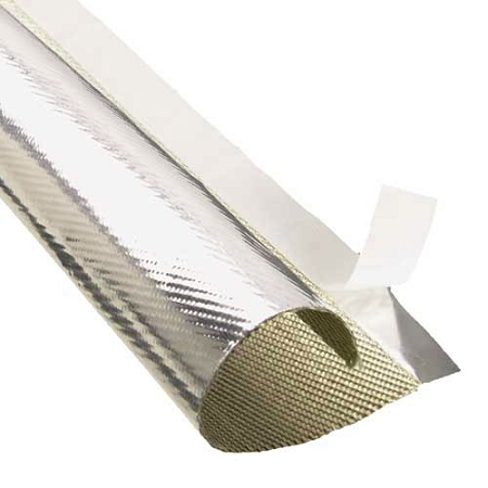 Thermashield Wrap Tsw Fiberglass Cloth Aluminum