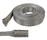 Tinned Copper Metal Braided Sleeving