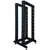 E-Pro 2 & 4 Post Open Frame Network Equipment Racks - Electriduct