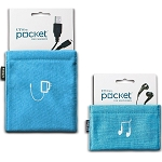 Pocket Earbud, Earphone, Charger Pouches - UT Wire