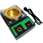 Adjustable Temperature Soldering Pots - Electriduct