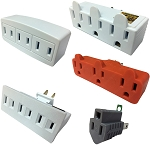 Multi-Outlet Wall Adapters - Electriduct
