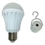 Rechargeable Emergency Portable LED Light Bulb - Electriduct