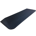 Rubber Power Wheelchair Threshold Ramps - Electriduct