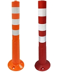 Parking Safety Spring Posts - Electriduct