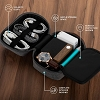 Pocket for Gadgets Trifold Travel Organizer Case - UT Wire