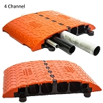 Xtreme Guard Heavy Duty Cable Protectors - Load Bearing of 30 to 40 Tons - Elasco