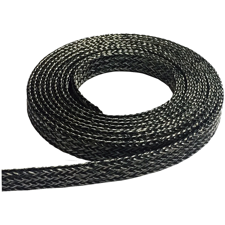 Tinned Copper PET Weave Braided Sleeving | Automotive | PCB Board