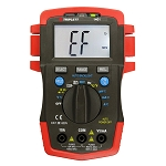 1401 True RMS Compact Digital Multimeter - Triplett