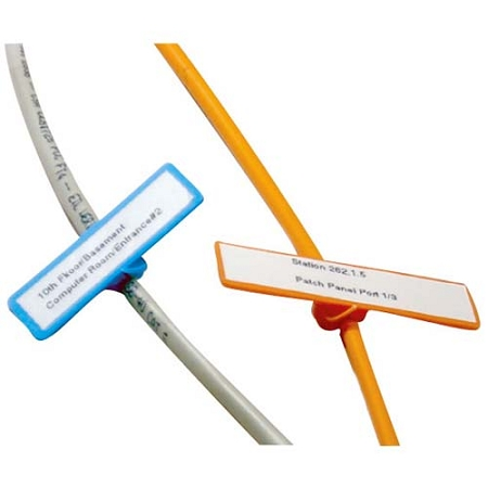 Ziptape® Rite & Wrap Label Dispenser   Cable Identification