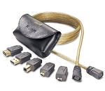 USB 5 in 1 QuickConnect™ Cable Kit