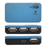 USB2.0 4 Port Hub Self-Powered