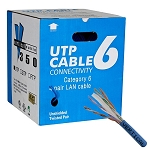 V-Max CAT6 UTP 4-pair LAN PVC Cable