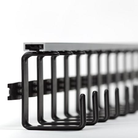 WireTray Under Desk Organizer from Viable | Wire Management Solution