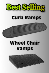Curb Ramps Best Seller Banner