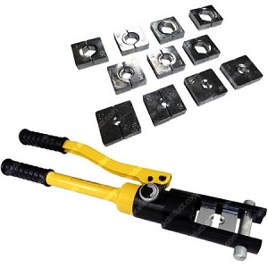 16 Ton Hydraulic Crimping Tool with 22mm Stroke