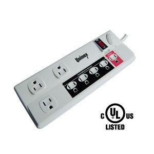 Power Managed Energy Controlled Surge Protector