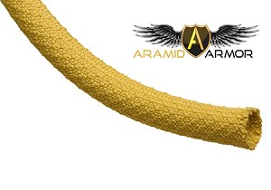 Aramid Armor Braided Sleeving