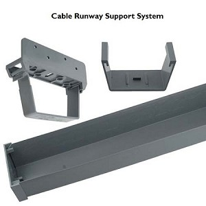 Arlington Industries CableWay Cable Support System
