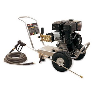 CA Series Direct Drive Cold Water Aluminum Pressure Washer (Gasoline) - Mi-T-M