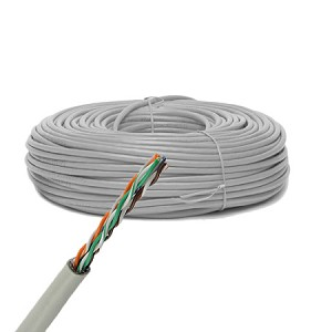 CAT5E CM Rated Solid Wire Audio Cable