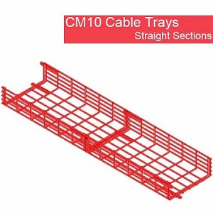 CM10 Wire Cable Tray System