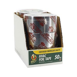 Duck HVAC Rigid Fiberglass Tape
