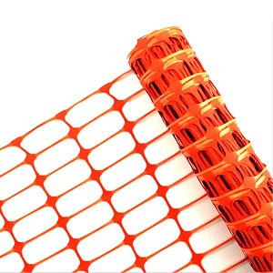 Plastic Safety Netting Barrier Fences