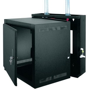 EWR Series Wall Mount Rack - Middle Atlantic
