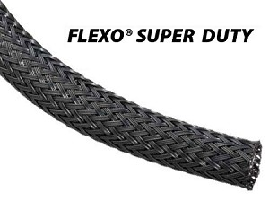 Flexo Super Duty Braided Sleeving