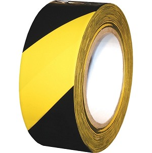 "3"" Hazard Safety Tape - 10 Feet (FREE)"