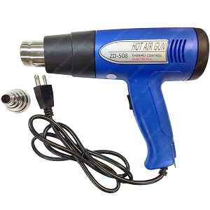 Adjustable Hot Air Gun - Electriduct