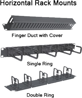 Vertical & Horizontal Rack Mounts - Quest