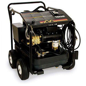 HSE Series Hot Water Direct Drive Pressure Washers (Electric) - Mi-T-M