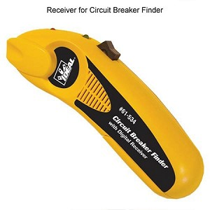 Ideal 61-534 Digital Breaker Finder with GFCI