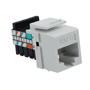 Leviton QuickPort Category 5e Gigamax Snap-In Connector (Jack)