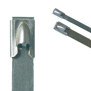 ACT 316 Grade Stainless Steel Cable Ties